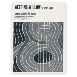 sheetmusic-joplin-weeping-willow-robinson