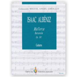 sheetmusic-albeniz-mallorca-girollet