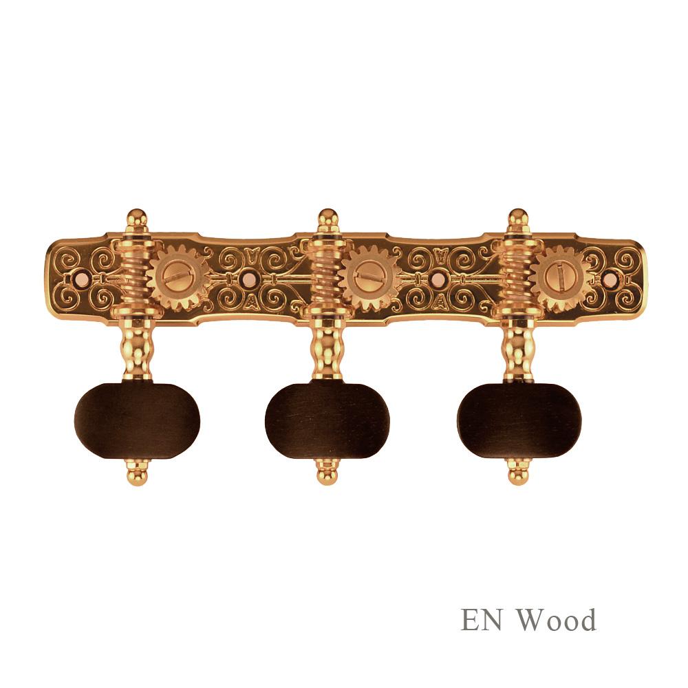 gotoh 35ar510p series classical guitar tuners. Black Bedroom Furniture Sets. Home Design Ideas