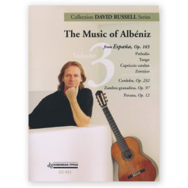 The Music of Albéniz, Vol.3. arr. Russell