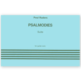 Poul Ruders, Psalmodies