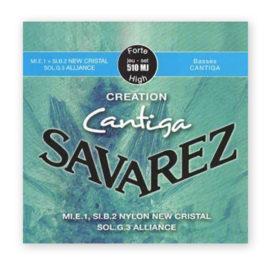Savarez 510MJ New Cristal, Alliance, Cantiga. High Tension
