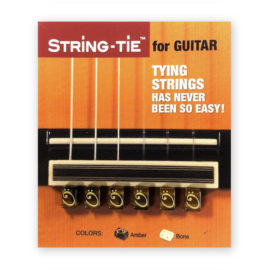 String-Tie for Guitar