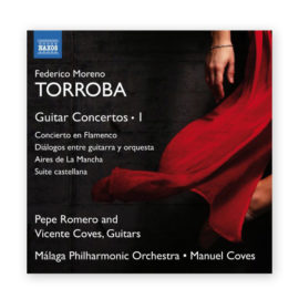 Coves, Torroba-guitar concertos