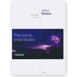 Holmes, 5 micro-tonal studies