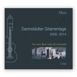 Darmstädter Gitarrentage 2009-2014