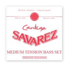 savarez-cantiga-med-bass-set