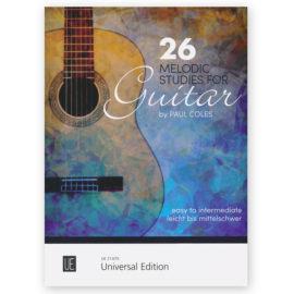 coles-26-melodic-studies