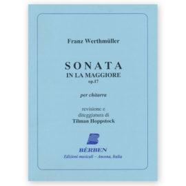 Werthmüller, Sonata op. 17