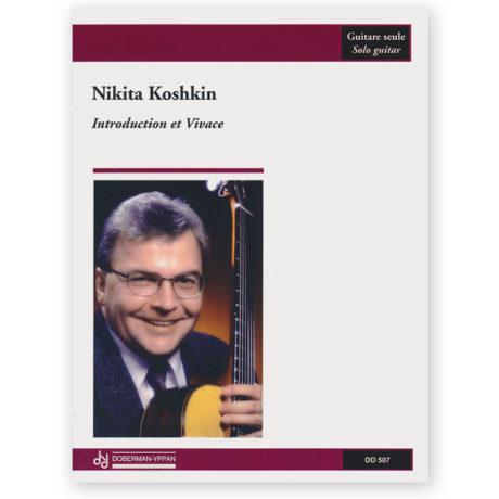 koshkin-introduction-vivace